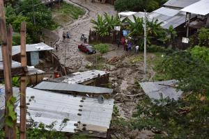 Manabí y Los Ríos declaradas en alerta Naranja por lluvias de las últimas horas