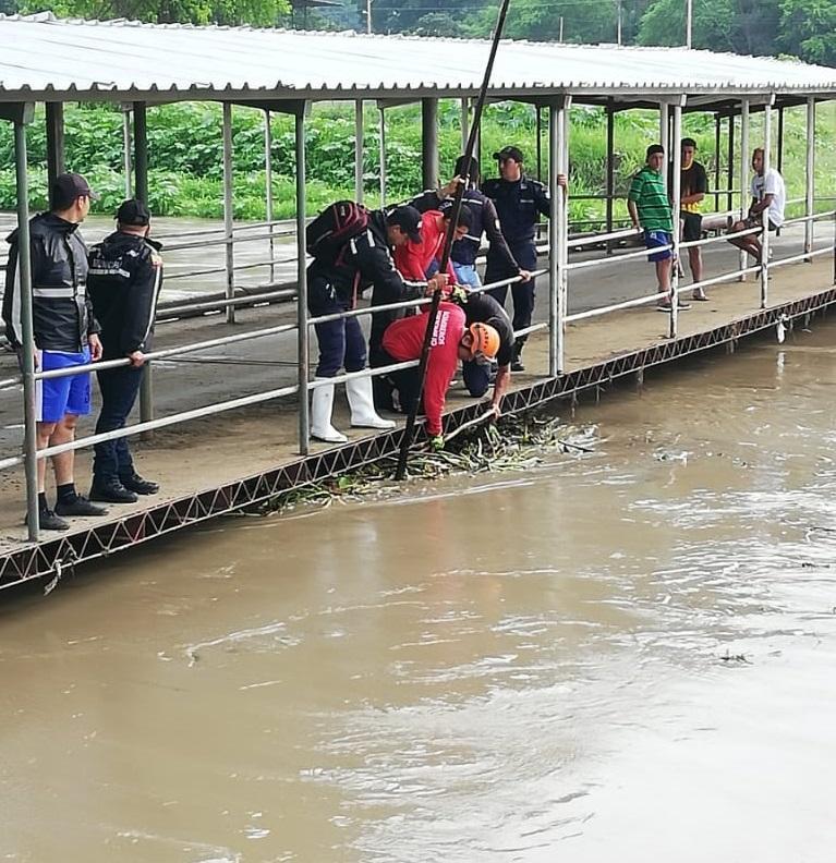 La cota del puente El Cady está al máximo, sectores bajos empiezan a inundarse