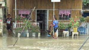 Creciente preocupa a habitantes de zonas rurales de Portoviejo