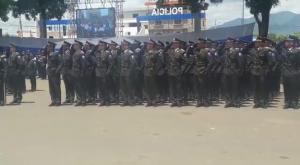 324 nuevos policías se gradúan en Manabí