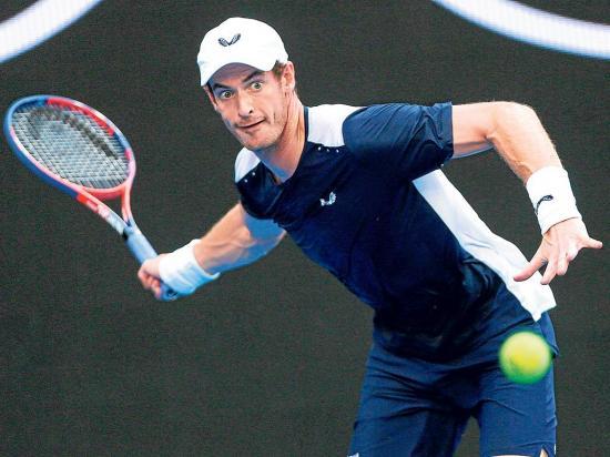Andy Murray abre la posibilidad de seguir jugando
