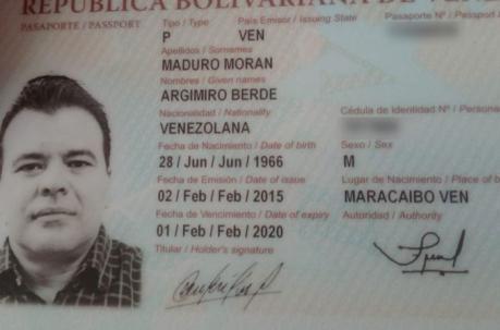 Colombia impide ingreso de primo de Nicolás Maduro que huía del apagón en Venezuela