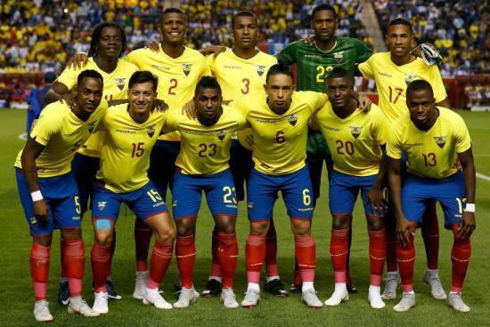 Ecuador se enfrentará a México  en un partido amistoso en junio