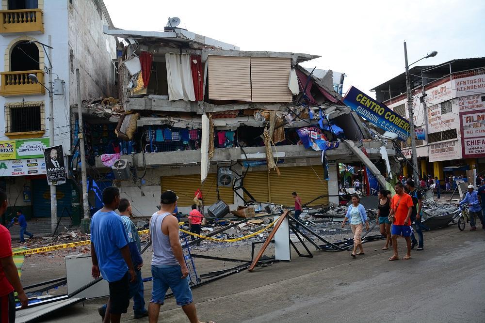 CPCCS revela informe sobre irregularidades en reconstrucción de Manabí