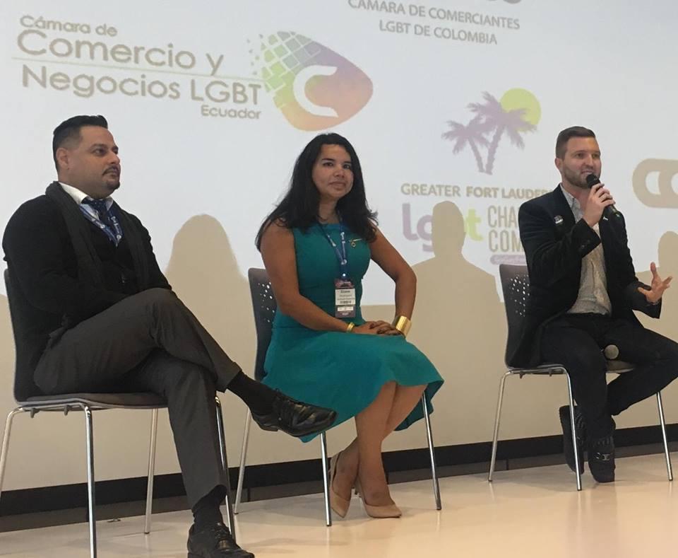 Lanzan la primera Cámara de Comercio LGBT de Ecuador