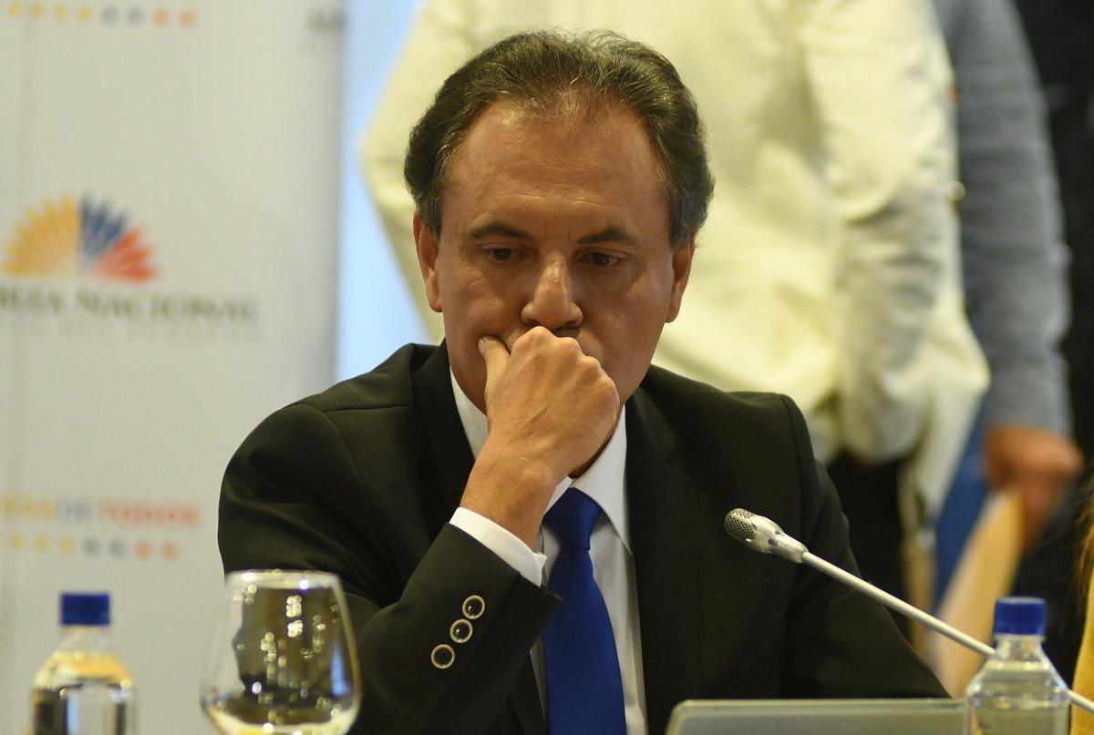 Fiscal general pide llamar a juicio a exsuperintendente de comunicación Carlos Ochoa