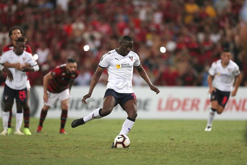 Liga de Quito cae por 3-1 ante Flamengo por Copa Libertadores