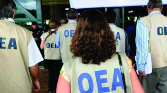 35 observadores electorales de la OEA llega el sábado a Ecuador