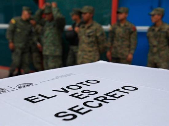 Extranjeros residentes en Ecuador no podrán votar el  24 de marzo