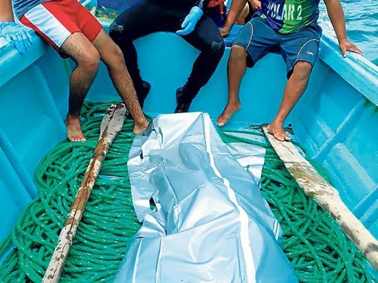 Encuentran cadáver de ambateño ahogado en Ayampe