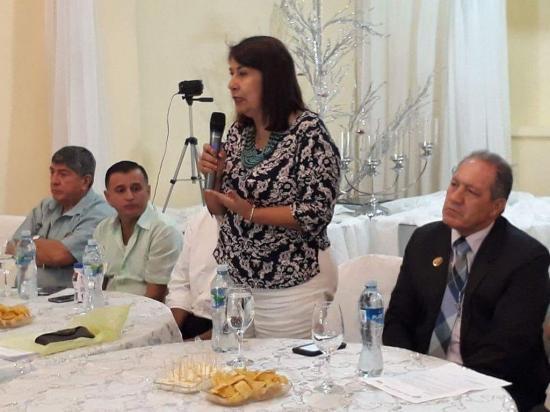 Activistas manabitas respaldan la investigación de la reconstrucción