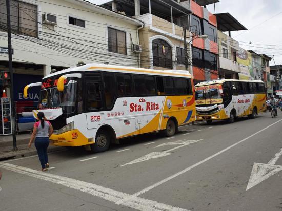 Buses amplían sus recorridos