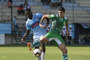 LDUP y MantaFC no se hacen daño en el primer 'Clásico Manabita' de la temporada (0-0)