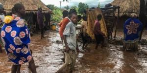 El ciclón Idai destruye el 90% de una ciudad de Mozambique