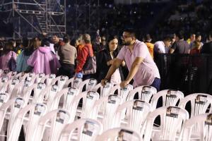En tres grupos se realizará la devolución de las entradas al concierto de Luis Miguel