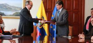 UE otorgará 51 millones de dólares para costa y frontera norte de Ecuador