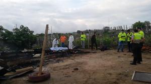 Montecristi: Madre e hija mueren en un incendio