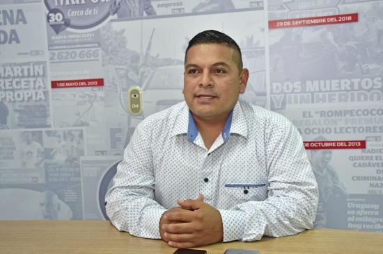Cristóbal Matute: ''Este 24 de marzo seremos la sorpresa''