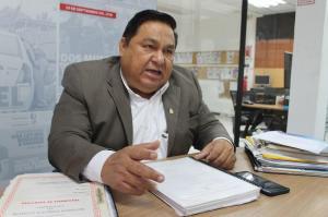 José García: ''He investigado 16 años sobre la contaminación''
