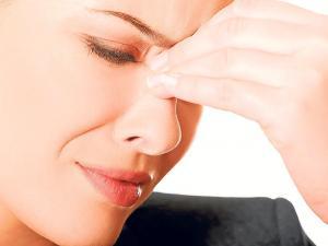 ¿Alergia o sinusitis?