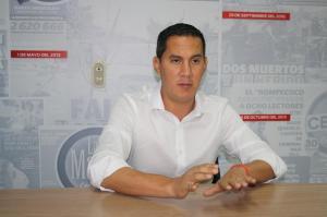 Víctor Chiriboga: ''Lo reitero: acabaré con la contaminación en dos años''
