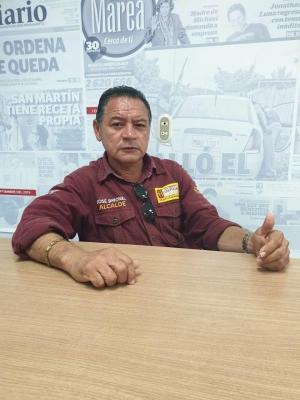 José Briones: ''Entregaremos créditos de hasta 2 mil dólares''