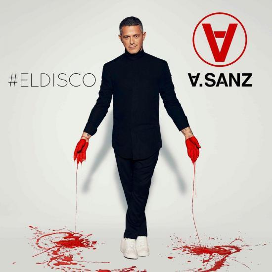 ''#ElDisco'', el nuevo álbum de Alejandro Sanz que lanzará el próximo 5 de abril