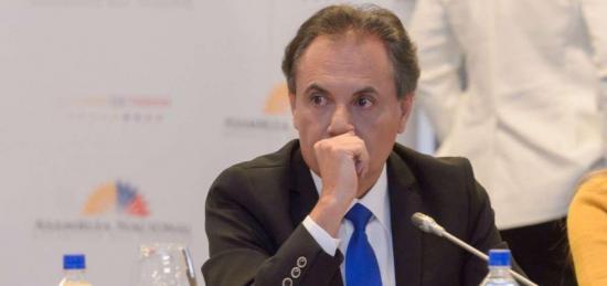 Corte Nacional de Justicia llama a juicio a Carlos Ochoa por el delito de falsificación ideológica