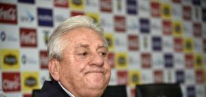 Chiriboga, sancionado 'de por vida' por la FIFA