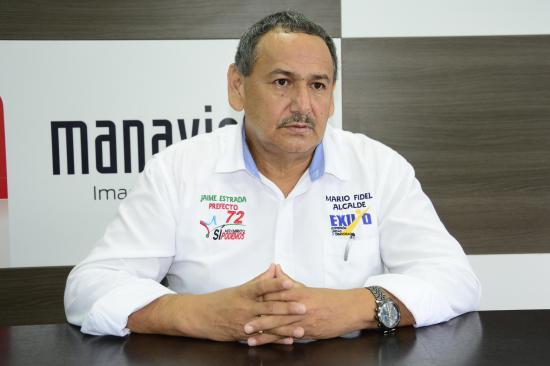 Mario Fidel Suárez asegura que la prioridad serán los comerciantes