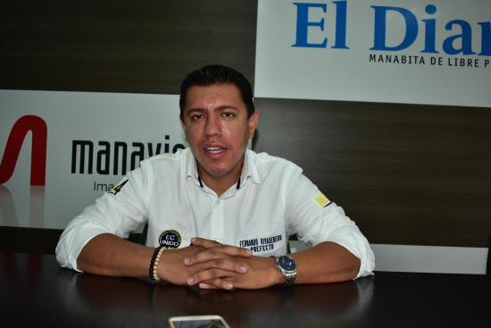 Fernando Rivadeneira propone dar internet gratis para 150 mil familias