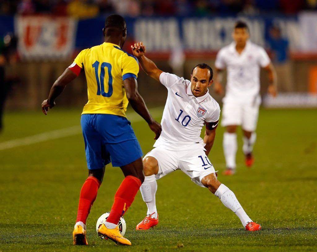 La Selección de Ecuador pierde por 1-0 ante Estados Unidos