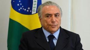 El expresidente de Brasil Michel Temer califica su prisión de 'barbaridad'