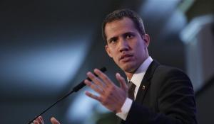 Juan Guaidó dice que el único terror en Venezuela es el del hambre