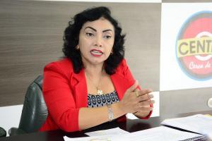 Mery Zamora: 'Voy a disminuir y exonerar impuestos'