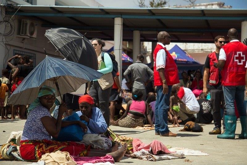 Más de 200 desaparecidos por el ciclón en África, según la Cruz Roja