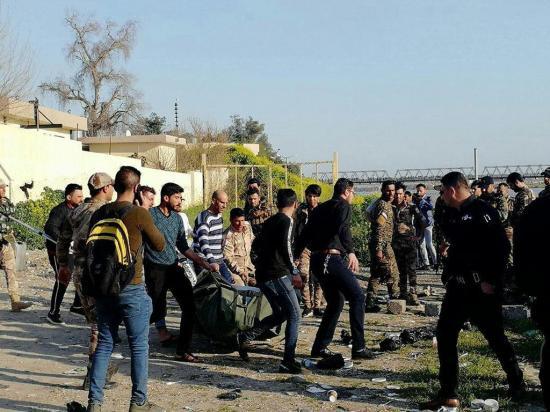 Aumentan a 85 los muertos por naufragio en el Río Tigris