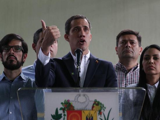 EE.UU. advierte que habrá consecuencias por detención de Roberto Marrero