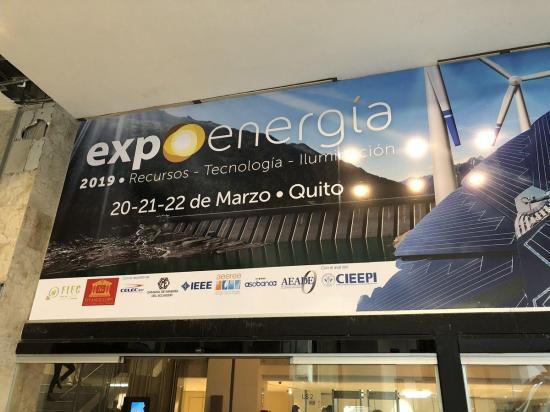 Inversores extranjeros interesados en financiar proyectos energía en Ecuador