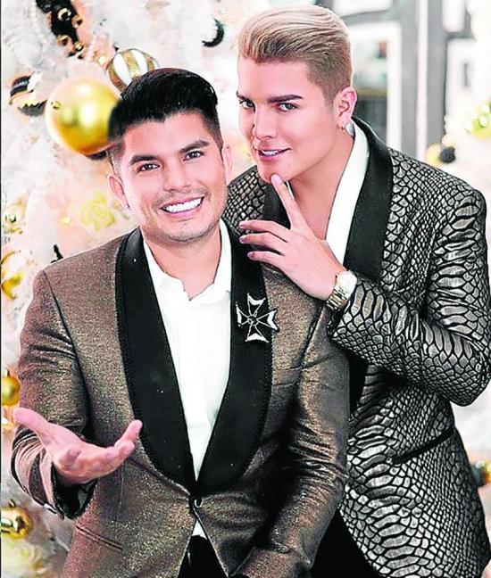 Mauricio Herrera y Bryan Bartolomé piensan tener hijos en 2 años