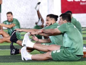 Marwin Pita espera su debut con Liga de Portoviejo