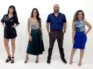 La periodista cubana Alondra Santiago tiene nueva casa televisiva