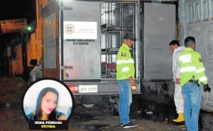 Manabita fue estrangulada en Santo Domingo