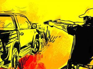 Dos heridos deja asalto en la vía Pajan