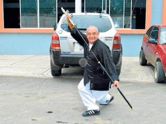 'Parraguita' pelea desde los 13 años