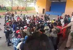 Se suspende la jornada electoral en un recinto de San Lorenzo, Esmeraldas