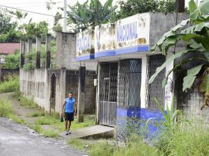 Tres UPC abandonadas