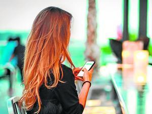 'Sexting' para encender  la pasión