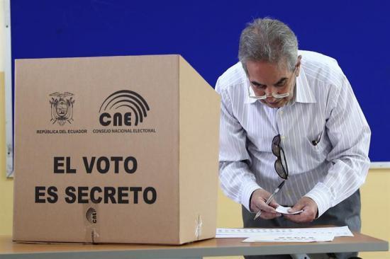 Se desarrolla con ''normalidad'' el proceso electoral según la presidenta del CNE