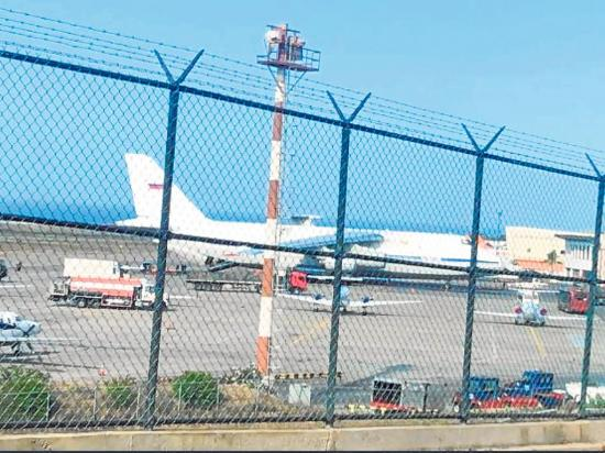 Aeronaves rusas llegan a Venezuela